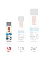 System JO H2O Anal Original Water-Based Personal Lubricant