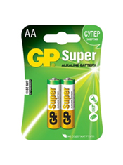 Батарейки AA GP Super Alkaline (2 шт.)
