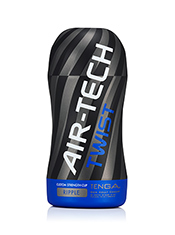 Tenga Air-Tech Twist, Ripple (синий)