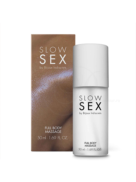 Slow Sex Full Body Massage
