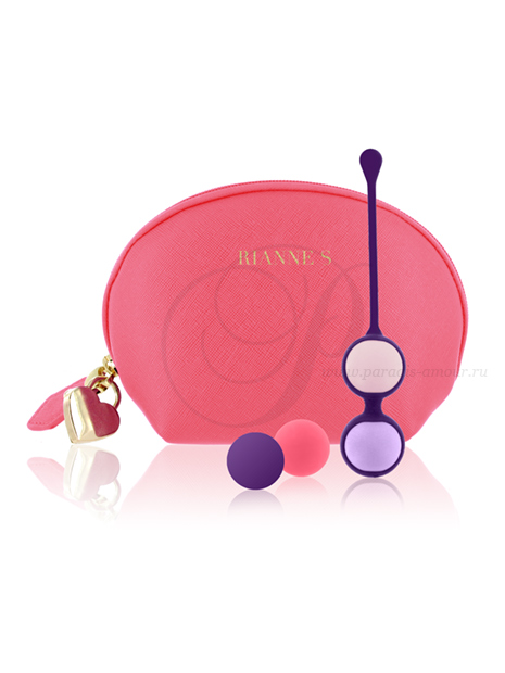 Rianne S Pussy Playballs, коралловый
